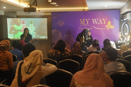 Training Produk My Way Indonesia